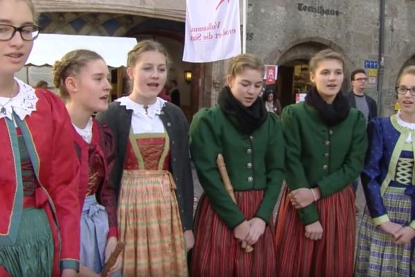 Aufg'horcht in Innsbruck 2015