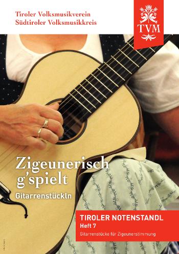 Cover Tiroler Notenstandl Heft7