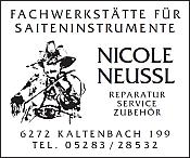 Fachwerkstaette Nicol Neusel