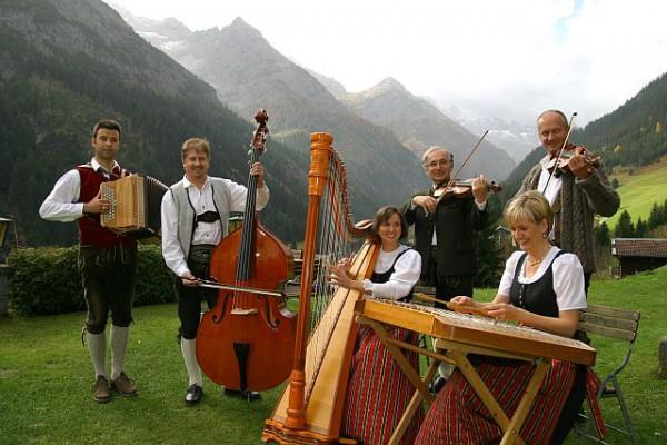Schlossanger Geigenmusig