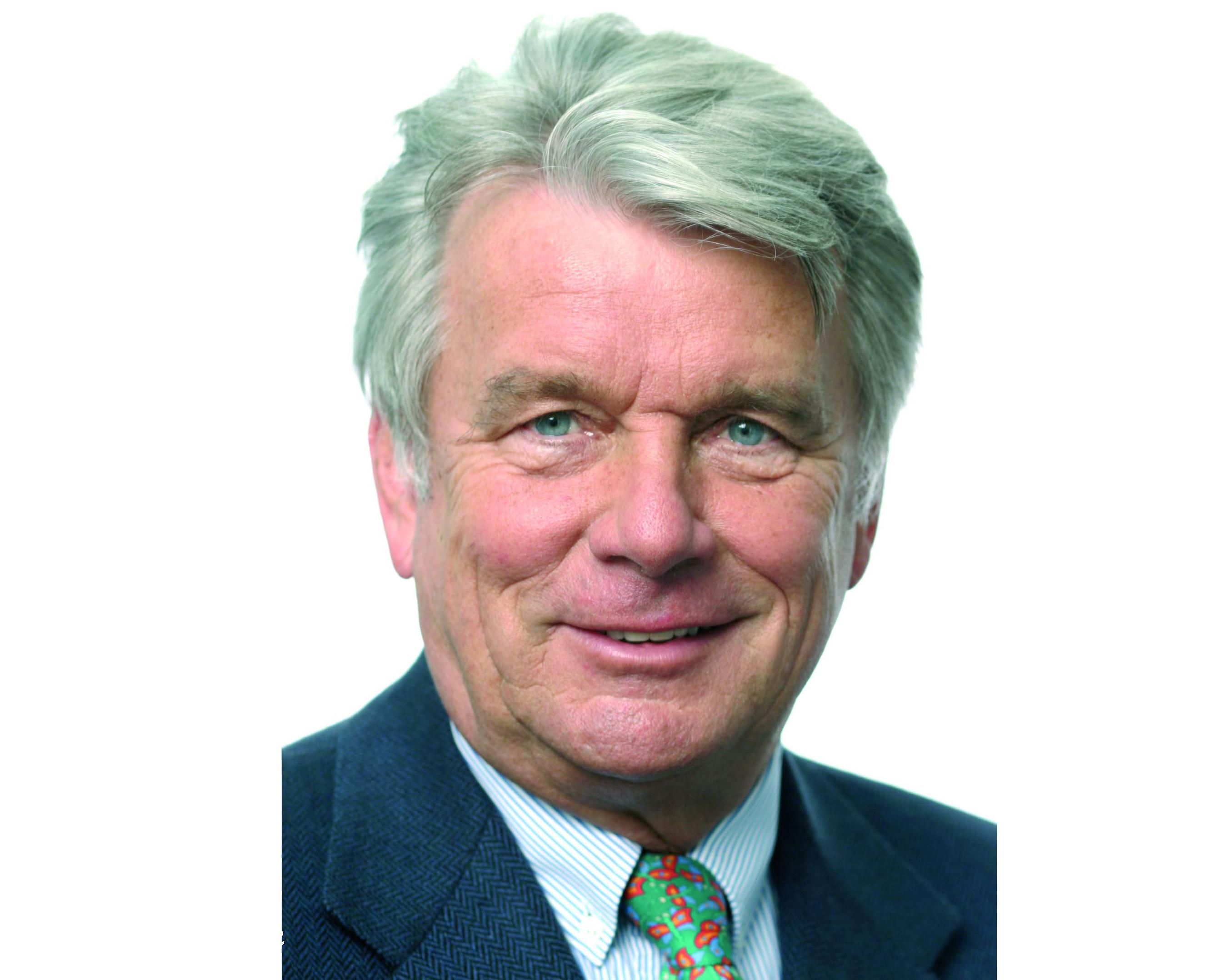 Person, Vorstand Dr. Hans Peter Haselsteiner Vorstandsvorsitzender der BAUHOLDING STRABAG SE Konzernzentrale Wien, Österreich 1. 2. 2006, Kainrath