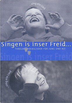 singen is insre freid_kl