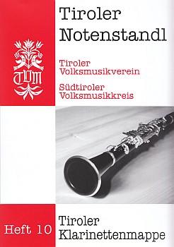 tiroler klarinettenmappe
