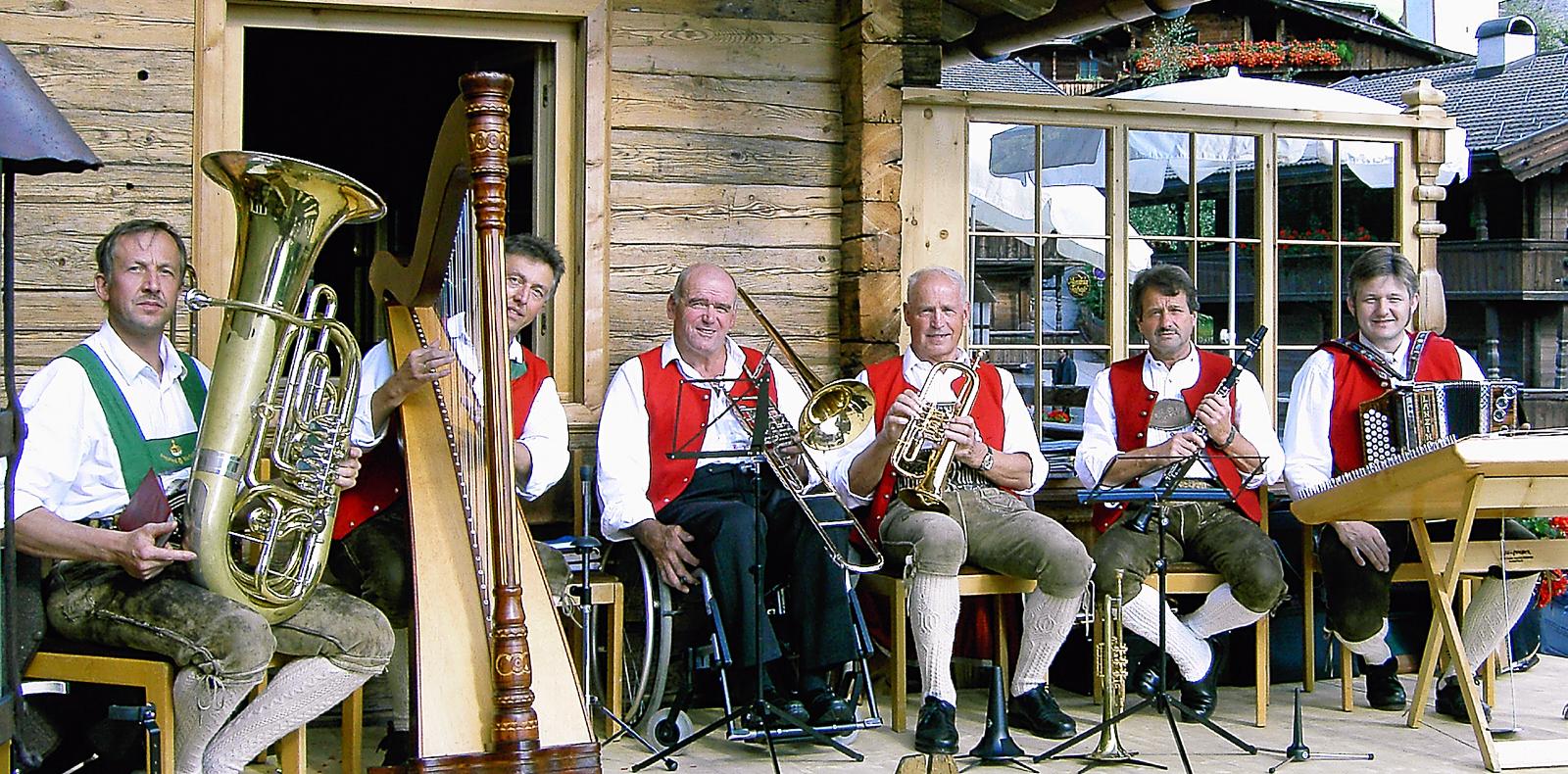 Tiroler Kirchtagsmusig