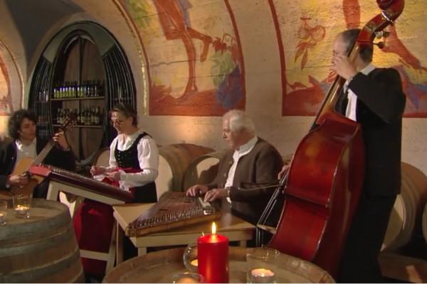 Kalterer Saitenmusik - Weihnachtsboarischer