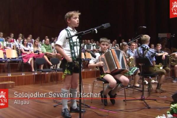 22. AVMW - Solojodler Severin Tischler