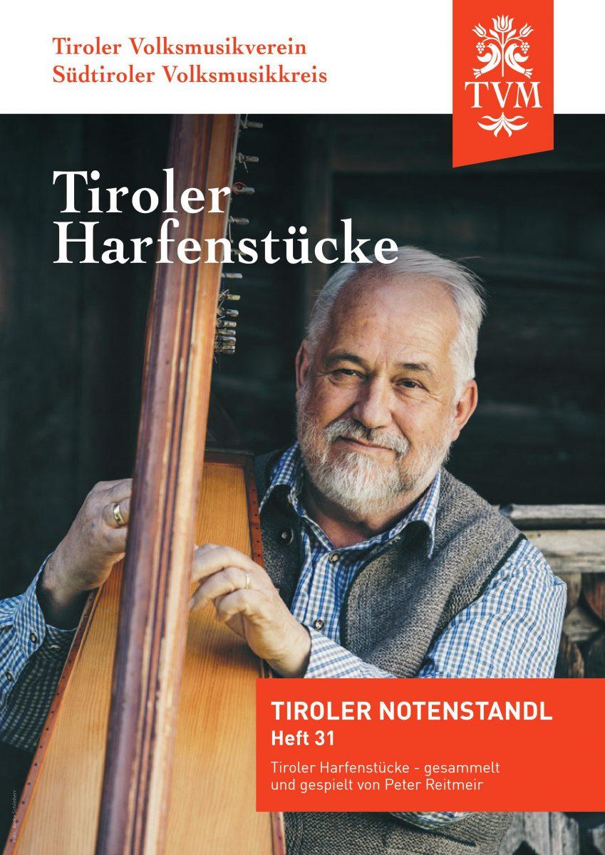 Heft 31, Tiroler Harfenstücke