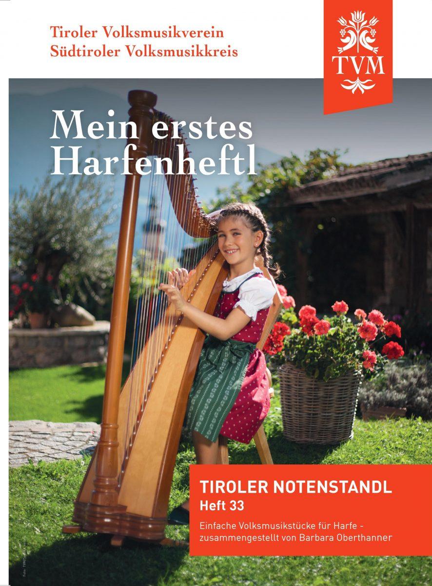 Heft 33, Mein erstes Harfenheftl