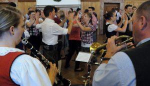 TeilnehmerInnen Tiroler Musizierwoche