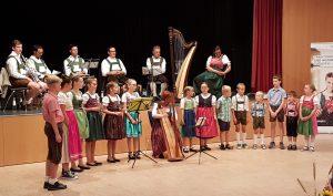 Kinderchor der Tiroler Singwoche